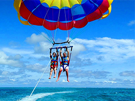 In and on the water- Aruba Activities - Prestige Vacations Aruba