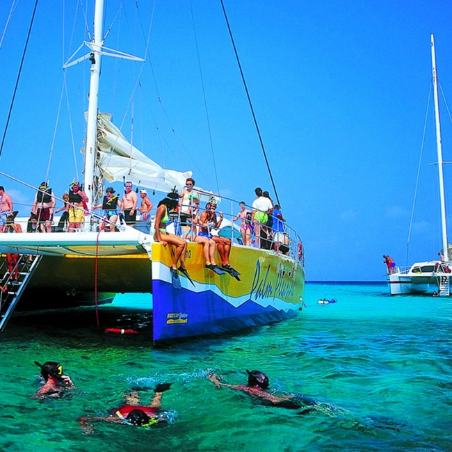 Aruba - Comfort Rentals Aruba - sail and snorkel | Comfort ...