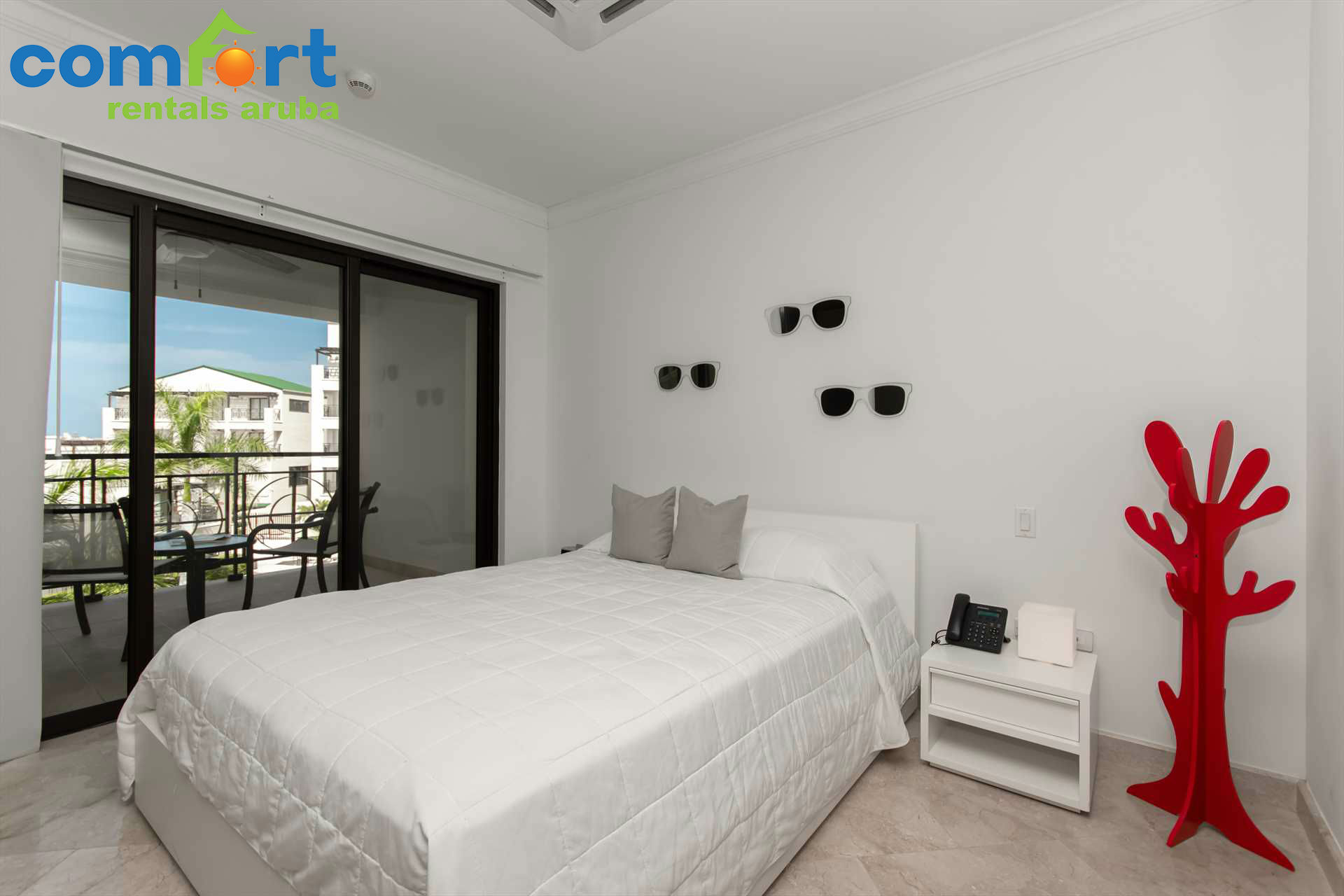 Welcome to the Areca Palm One-bedroom condo